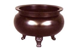 香炉(国光 焦茶色)